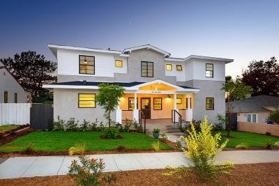 Sunset Cliffs Single Family Home For Sale: 1068 Devonshire Dr