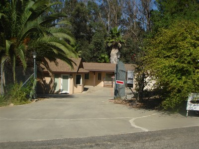 Single Family Home For Sale: 40218 Ross Rd.
