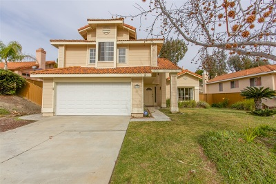 Oceanside Single Family Home For Sale: 3372 Golfers