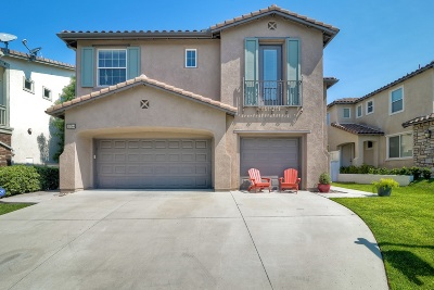 Single Family Home For Sale: 10244 Lone Dove St
