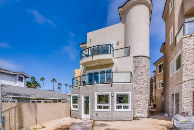 Oceanside Single Family Home For Sale: 212 Windward Way