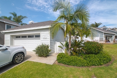 Carlsbad Single Family Home Back On Market: 6972 Quiet Cove Dr.