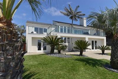 Sunset Cliffs Single Family Home For Sale: 1319 Sunset Cliffs Blvd