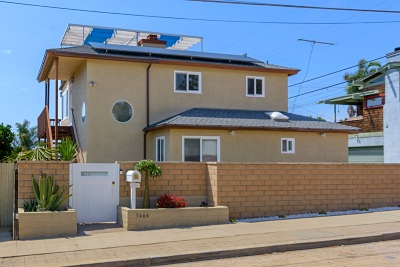 Sunset Cliffs Single Family Home For Sale: 1466 Ebers St