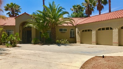 Temecula Single Family Home For Sale: Calle Breve
