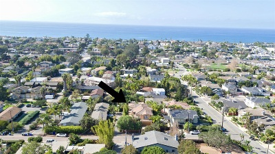 Encinitas Single Family Home For Sale: 1440 Hygeia
