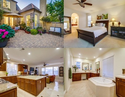 Single Family Home For Sale: 8291 Parkside Cres