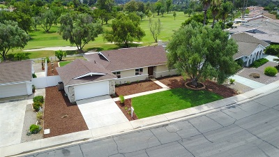Single Family Home For Sale: 18239 Verano Drive