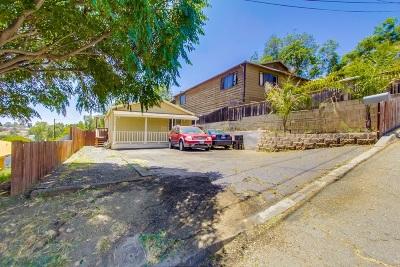 Lemon Grove Single Family Home For Sale