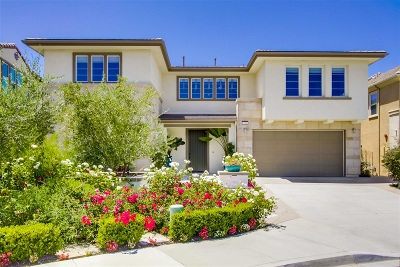 San Marcos Single Family Home Sold: 739 Costa Del Sur