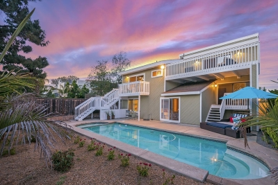 Del Mar Single Family Home For Sale: 13846 Mira Montana