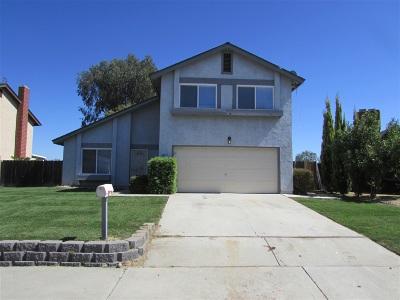 Santee Single Family Home For Sale: 9817 Via Francis