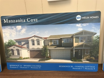Encinitas Two Family Home For Sale: 560 Requeza Street #LOT 13