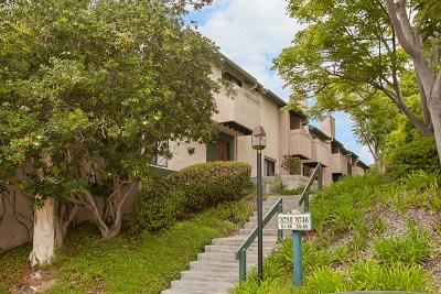 La Jolla Townhouse For Sale: 8750 Villa La Jolla Dr. #61