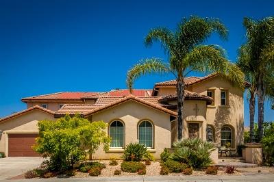 Escondido Single Family Home For Sale: 2345 Douglaston