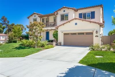 Escondido Single Family Home For Sale: 2697 Ponderosa Ct