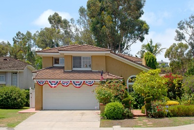San Diego CA Single Family Home For Sale: $899,000