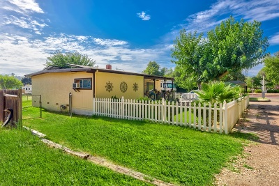 Poway Single Family Home For Sale: 14156 Sycamore Ave