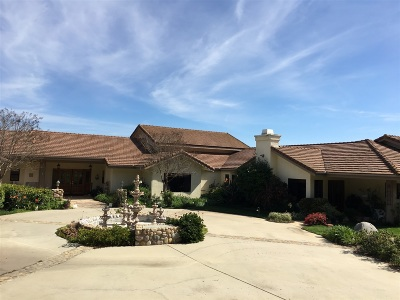 Single Family Home For Sale: 13807 Millards Ranch Ln
