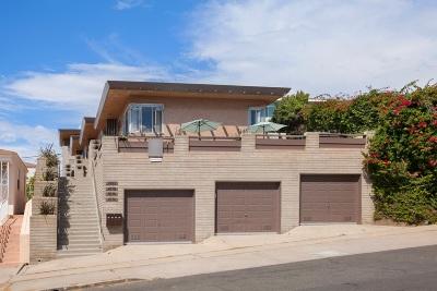 Ocean Beach Multi Family 2-4 For Sale: 4774-4780 Coronado Ave