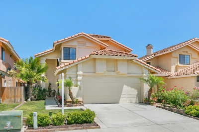 Vista Single Family Home For Sale: 647 Paseo Rio