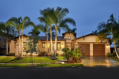 Carlsbad Single Family Home For Sale: 6927 Amber Ln