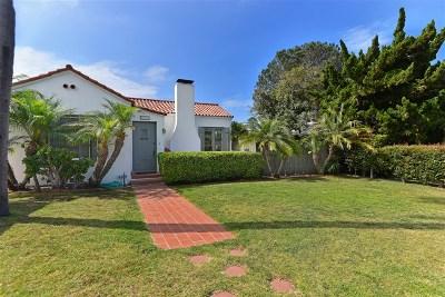 Single Family Home For Sale: 625 Bonair Street
