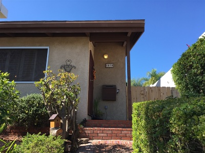 Norma Heights, Normal Heights Single Family Home For Sale: 5030 Raymond Pl