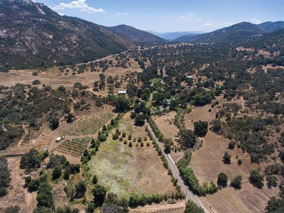 San Diego County Commercial Lots & Land For Sale: 18155 Lyons Valley Rd.