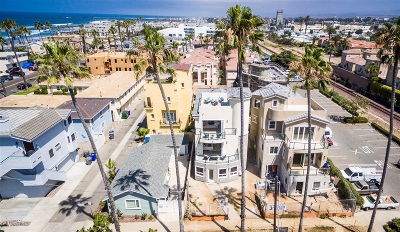 Oceanside Single Family Home For Sale: 214 Windward Way