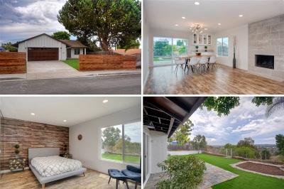 Single Family Home For Sale: 10217 Via Del Sud
