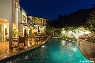 Single Family Home For Sale: 7741 Via Capri