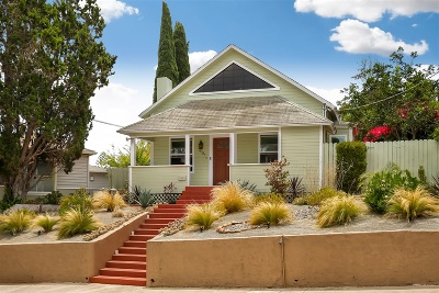 San Diego Single Family Home For Sale