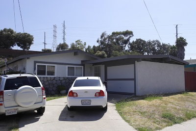 Clairemont, Clairemont Mesa, Clairemont Mesa East, Clairemont Unit 16, Clairmont Single Family Home For Sale