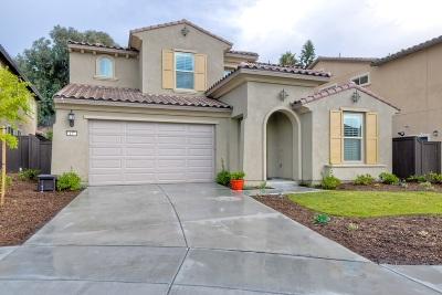 Vista Single Family Home For Sale: 437 Cota