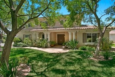 Escondido Single Family Home For Sale: 2588 La Serena