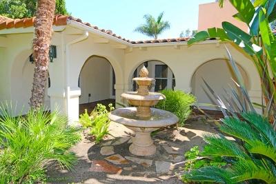 Single Family Home For Sale: 315 Via Soplador