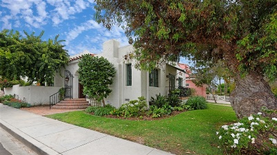 La Jolla Single Family Home For Sale: 445 Sea Ln