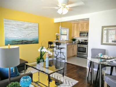 Norma Heights, Normal Heights Single Family Home For Sale: 3727 Meade Ave