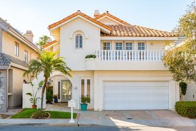 Coronado Single Family Home For Sale: 32 Buccaneer Way