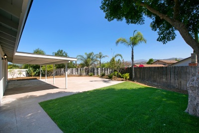 Poway Single Family Home For Sale: 14348 Jolley Lane