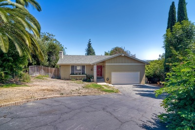 Vista Single Family Home For Sale: 1136 Camino Ciego Court