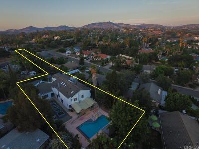 Vista Single Family Home For Sale: 2144 Alta Vista Dr