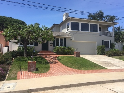 San Diego CA Single Family Home For Sale: $1,590,000