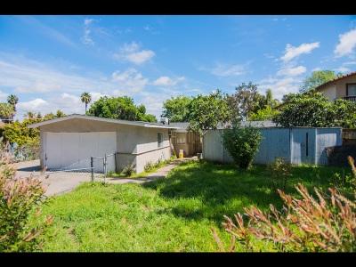Vista Single Family Home For Sale: 845 Avenida De Benito Juarez