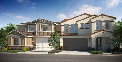 Encinitas Two Family Home For Sale: 560 Requeza Street #LOT 12
