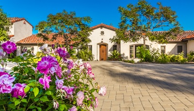 Rancho Santa Fe Single Family Home For Sale: 16655 Zumaque