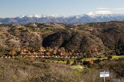 Vista Residential Lots & Land For Sale: 2322 Panoramic Way #3