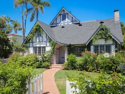 Coronado Single Family Home For Sale