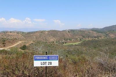 Vista Residential Lots & Land For Sale: 2345 Panoramic Way #28